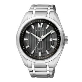 Citizen AW1240-57E Eco-Drive Super Titanium Mens Watch