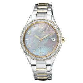 Citizen EO1184-81D Ladies Watch Eco-Drive Elegance