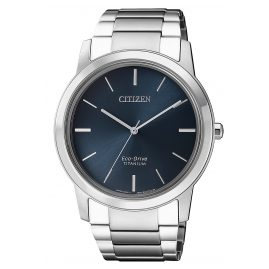 Citizen AW2020-82L Herrenuhr Eco-Drive Super Titanium