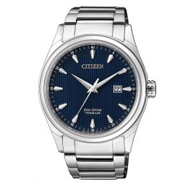 Citizen BM7360-82L Herrenarmbanduhr Eco-Drive Super Titanium