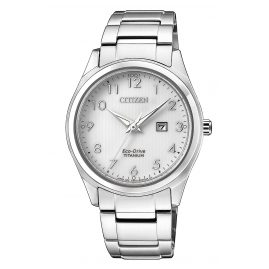 Citizen EW2470-87A Damenuhr Eco-Drive Super Titanium