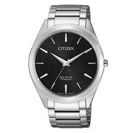 Citizen BJ6520-82E Men´s Watch Eco-Drive Titanium