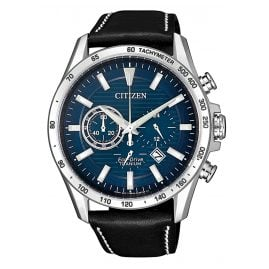 Citizen CA4440-16L Herrenuhr Eco-Drive Chronograph Titan