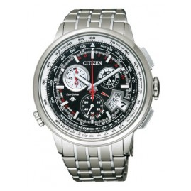 Citizen BY0011-50E Titanium Eco-Drive RC Chronograph