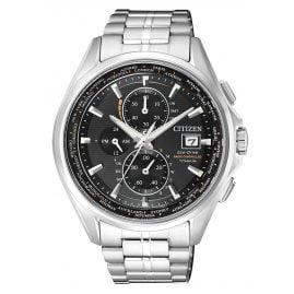 Citizen AT8130-56E Eco-Drive Titanium Chronograph Radio Controlled Watch