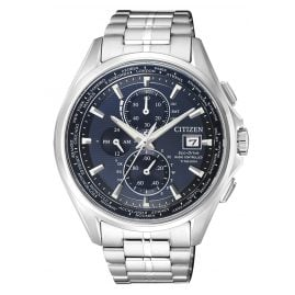 Citizen AT8130-56L Radio Controlled Eco-Drive Titanium Mens Watc