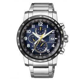 Citizen AT8124-91L Eco-Drive Chronograph Mens Radio-Controlled Watch