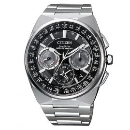 Citizen CC9008-84E Eco-Drive Satellite Wave Titanium Mens Watch