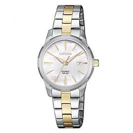 Citizen EU6074-51D Ladies' Watch Elegance Two-Tone