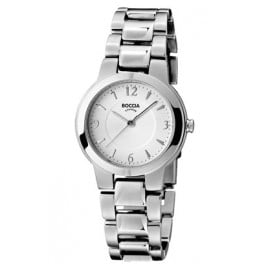 Boccia 3175-01 Titanium Ladies Watch