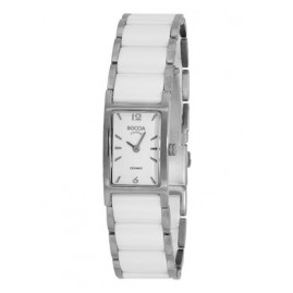 Boccia 3201-01 Titanium Ceramic Ladies Watch