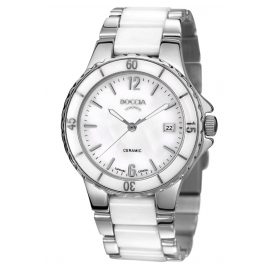 Boccia 3215-01 Titanium Ceramic Ladies Watch