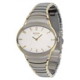 Boccia 3165-11 Titan Damen-Armbanduhr