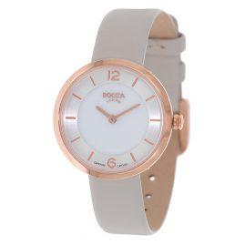 Boccia 3266-02 Damen-Armbanduhr