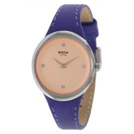 Boccia 3276-06 Titanium Ladies Watch