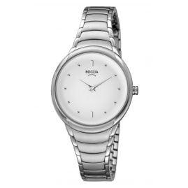 Boccia 3276-12 Titanium Ladies' Watch