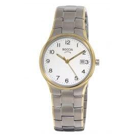 Boccia 3297-02 Ladies' Titanium Wristwatch