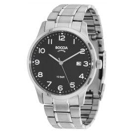 Boccia 3621-01 Titanium Men's Wristwatch