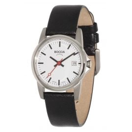 Boccia 3298-04 Titanium Ladies Watch
