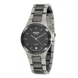 Boccia 3564-02 Titanium Ceramic Gents Watch