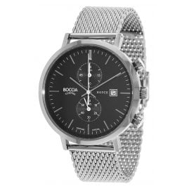 Boccia 3752-02 Royce Titanium Chronograph Mens Watch