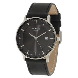 Boccia 3607-01 Titan Herren-Armbanduhr