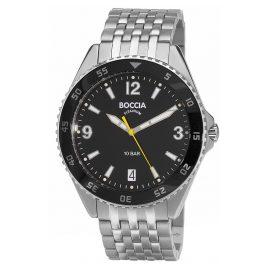 Boccia 3599-03 Titanium Herren-Armbanduhr