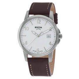 Boccia 3625-01 Herren-Titanuhr