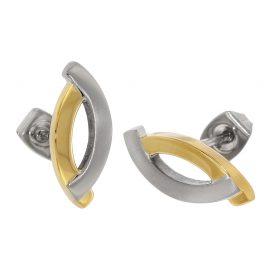 Boccia 0591-02 Titanium Ladies Stud Earrings