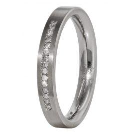 Boccia 0120-04 Titanium Ladies Ring