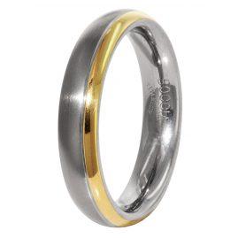Boccia 0130-08 Titanium Mens Ring