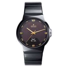Junghans 018/1435.44 Force Mens Radio-Solar-Watch