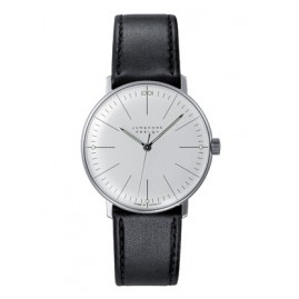 Junghans 027/3700.00 max bill Handaufzug Armbanduhr
