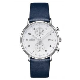 Junghans 041/4775.00 Herrenuhr Chronoscope Form C