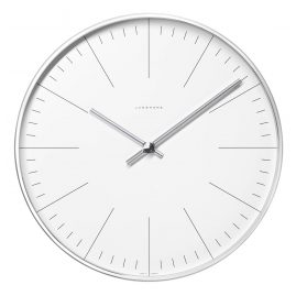 Junghans 374/7000.00 max bill Radio-Controlled Wall Clock