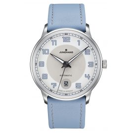 Junghans 027/4718.00 Ladies Watch Meister Driver Automatic Blue