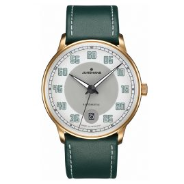 Junghans 027/7711.00 Wrist Watch Meister Driver Automatic