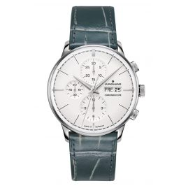 Junghans 027/4729.00 Men's Watch Meister Chronoscope Terrassenbau