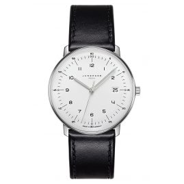 Junghans 058/4820.00 max bill Mega Radio-Controlled Watch