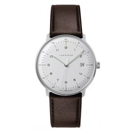 Junghans 041/4461.00 max bill Quarz Herrenuhr