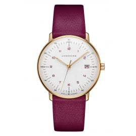 Junghans 047/7850.00 max bill Quarz Damenuhr