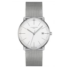 Junghans 058/4821.44 max bill Mega Radio-Controlled Watch