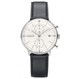 Junghans 027/4600.00 Max Bill Chronoscope Herrenuhr