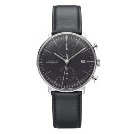 Junghans 027/4601.00 max bill Chronoscope Herrenuhr