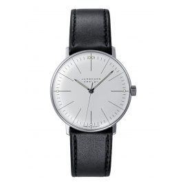 Junghans 027/3700.04 max bill Handwinding Watch