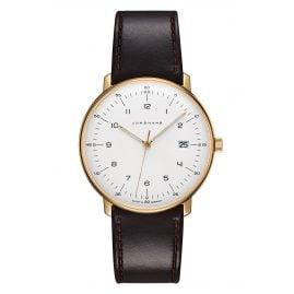Junghans 041/7872.04 max bill Quartz Mens Watch
