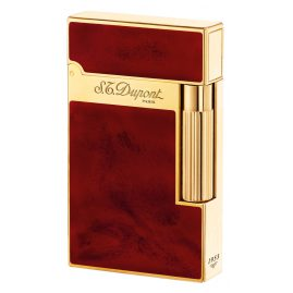 S.T. Dupont 016133 Lighter Line 2 Laque Rouge