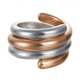 Esprit SE90969B Swiveled Bicolor Damen-Ring