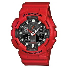Casio GA-100B-4AER G-Shock Watch