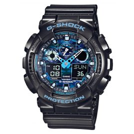 Casio GA-100CB-1AER G-Shock Herrenuhr